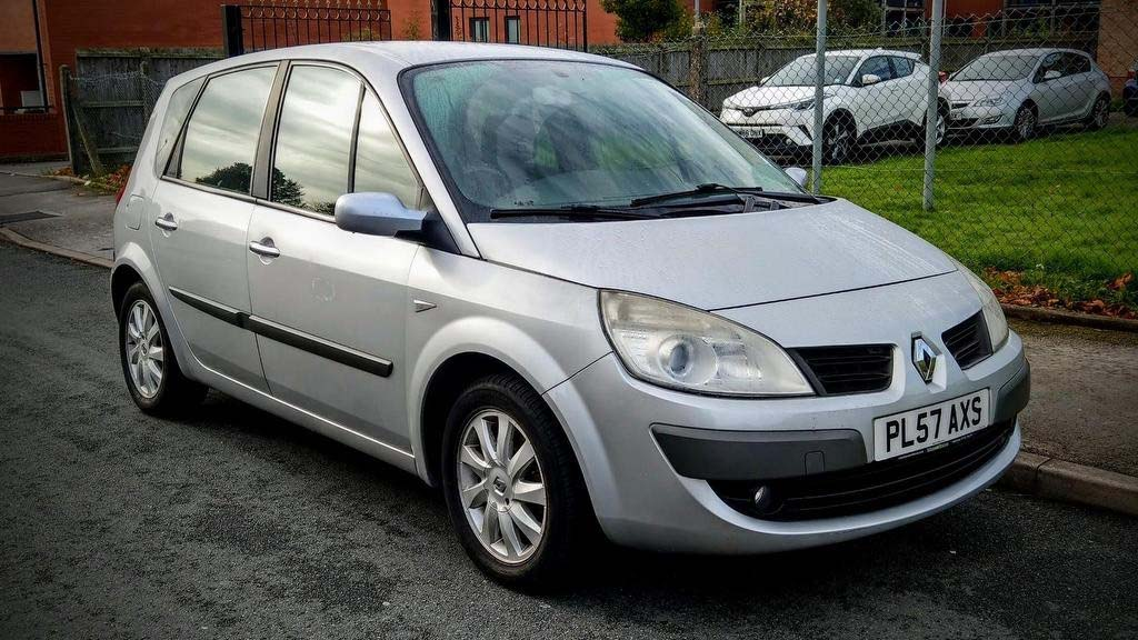 RENAULT SCENIC DYNAMIC 5DR