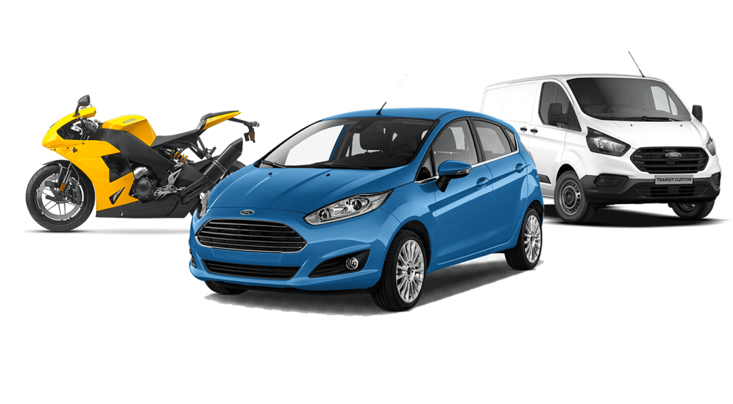 Car, van and motorbike finder service West Midlands